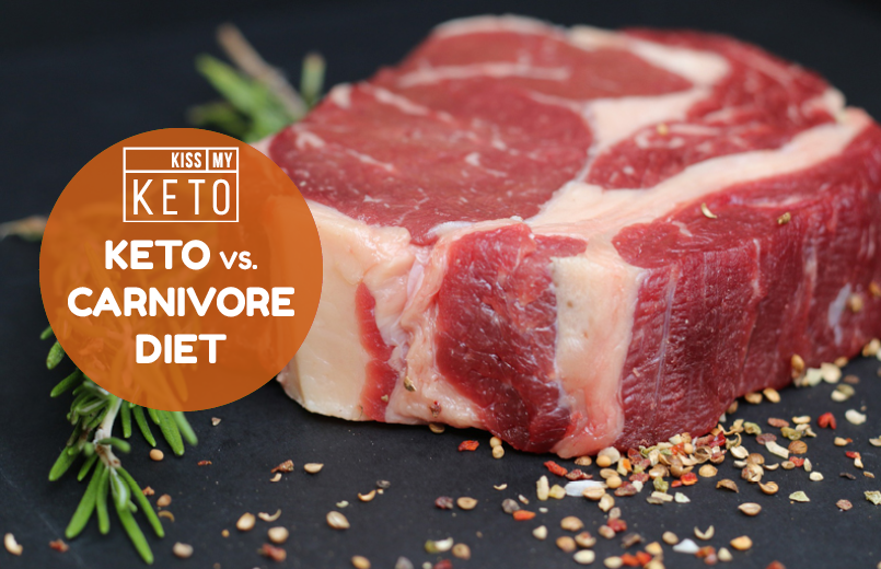 Keto vs  Carnivore Diet: Which One is Better? - Kiss My Keto