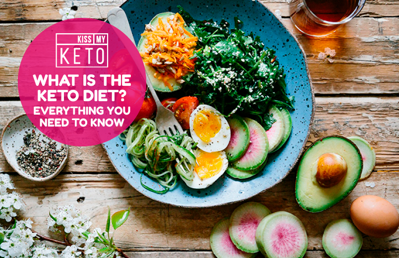 What is The Keto Diet? Everything You Need to Know