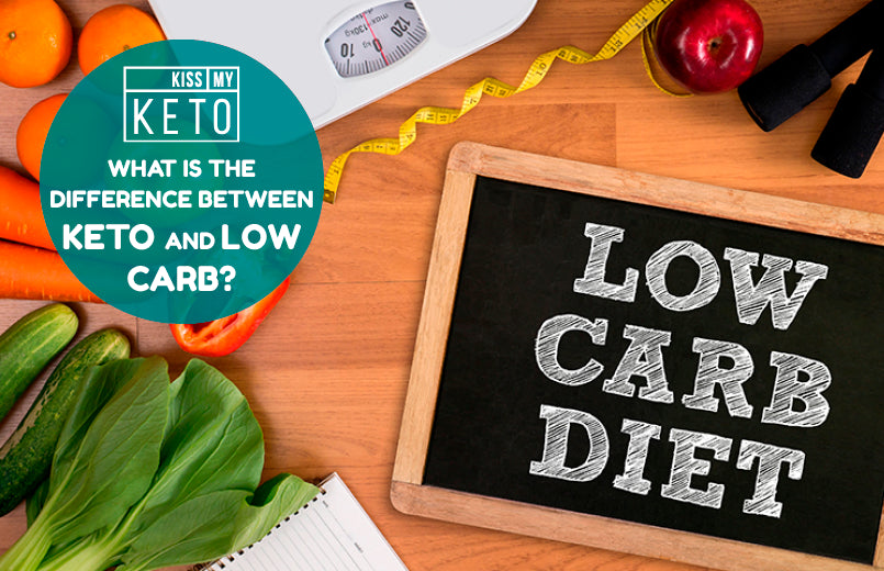 What Is The Difference Between Keto and Low Carb? - Kiss ...