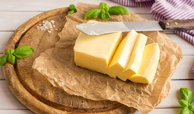 Keto Nutrition - Calories in Butter & Other Nutrition Info