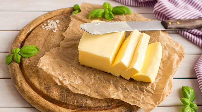 Keto Nutrition - Calories in Butter & Other Info