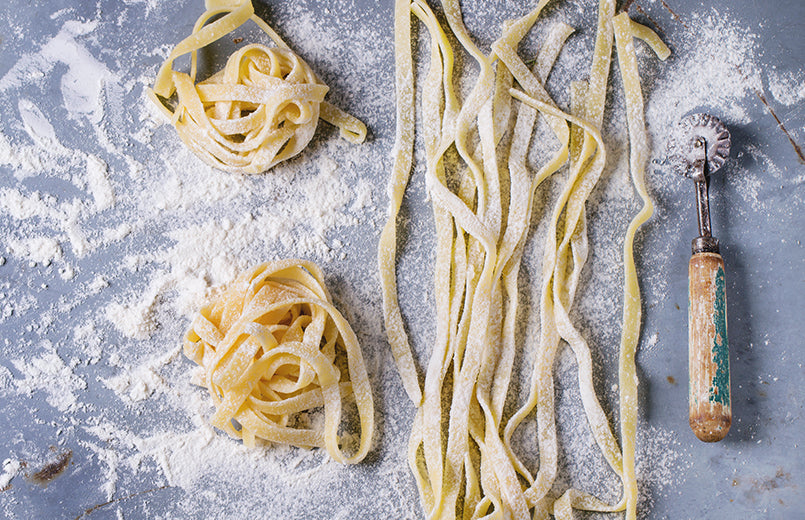 Looking for Keto Pasta? Try This Almond Flour Recipe