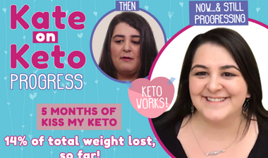 Kiss My Keto & Self-Love: How They Help Me Succeed