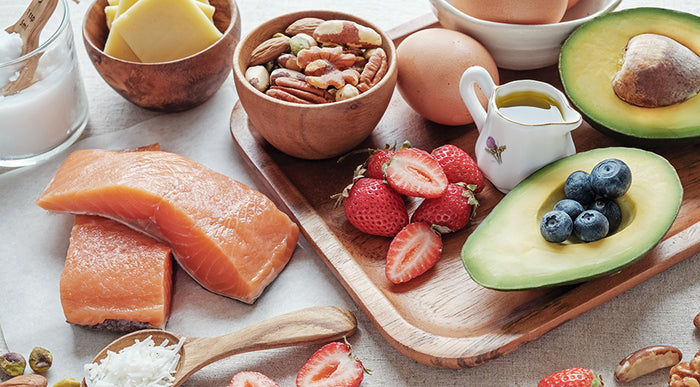 Top 10 High-Fat, Low-Carb Foods