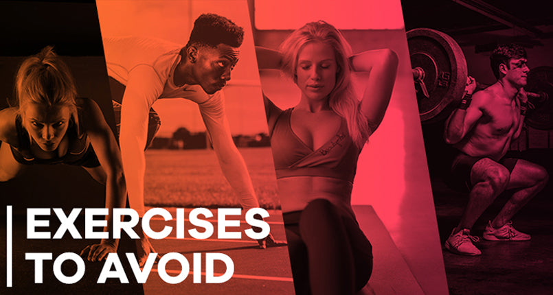 Exercises-to-Avoid_Poeple-doing-exercices-in-gym-or-outdoor-composition