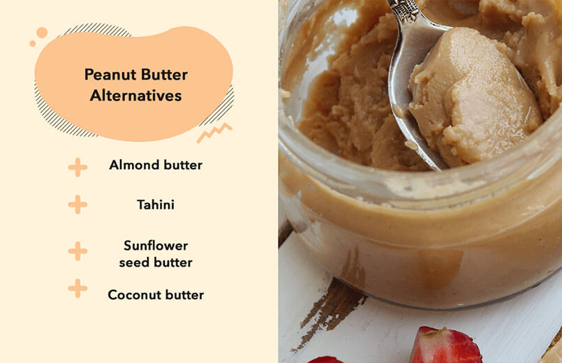 Peanut-Butter-Alternatives