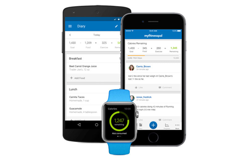 MyFitnessPal-app-screenshots