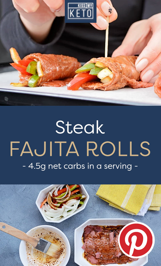 Steak Fajita Rolls