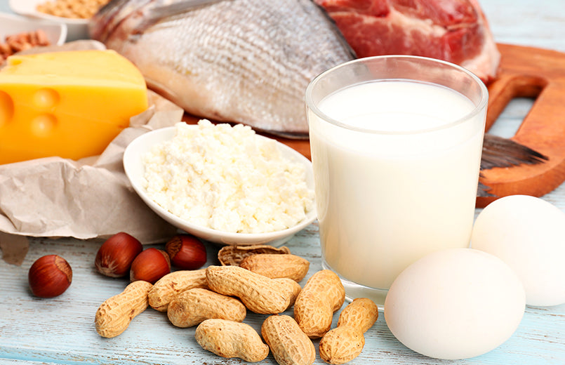 food-high-in-protein-on-table-close-up