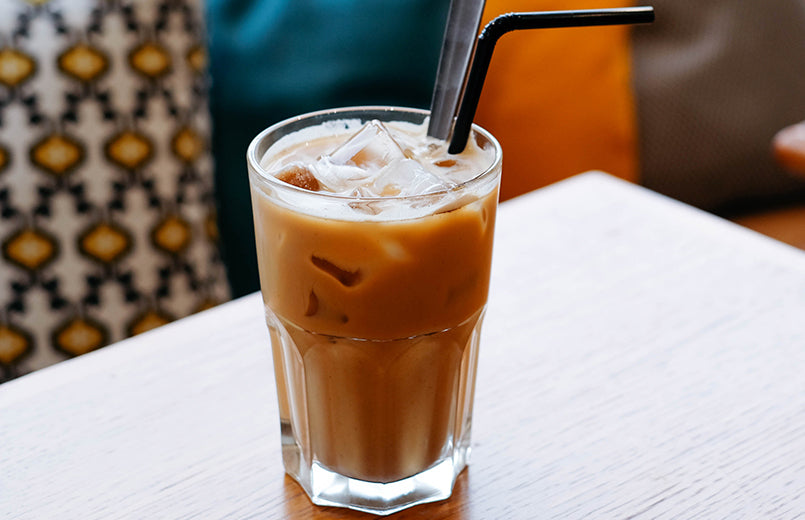 glass-of-iced-coffee-on-a-table