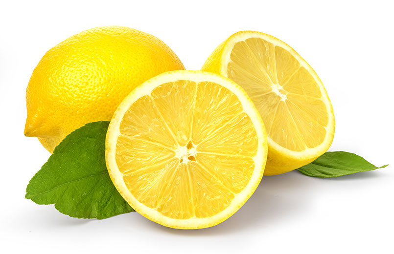 lemons-isolated-over-white-background