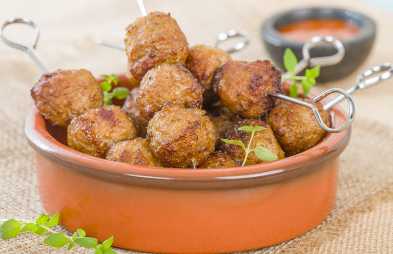 meatballs-on-skewers-in-a-bowl-on-the-table
