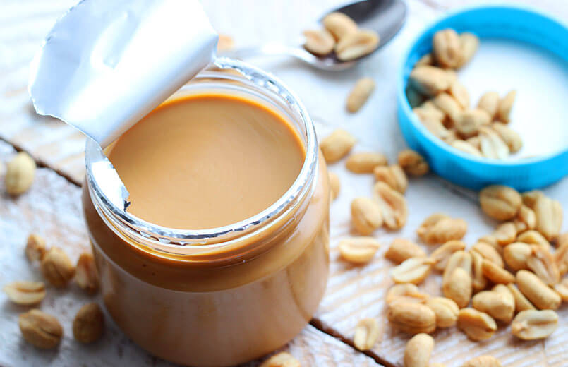 peanut-butter-in-a-glass-jar