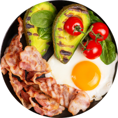 Keto Breakfast Category Image