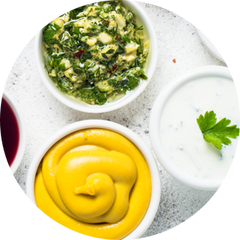 Keto Sauces & Dressings Category Image