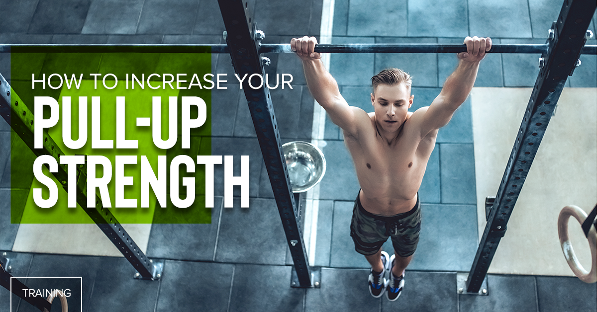 How to Increase Your Pull-Up Strength - Chrome Supplements and