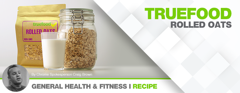 Truefood Rolled Oats by Craig Brown