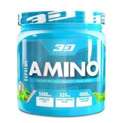 Amino Blend 3D Nutrition Supreme Amino [330g] - Chrome Supplements and Accessories
