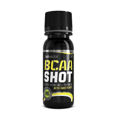 Amino Blend BioTech USA BCAA Shot [60ml] - Chrome Supplements and Accessories