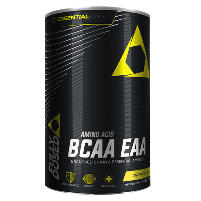 Amino Blend Fully Dosed BCAA EAA [455g] - Chrome Supplements and Accessories