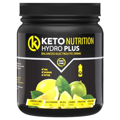 Amino Blend Keto Nutrition Hydro Plus [300g] - Chrome Supplements and Accessories