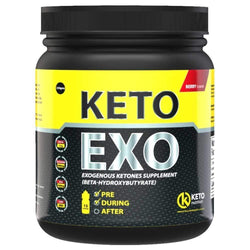 Amino Blend Keto Nutrition Keto Exo [330g] - Chrome Supplements and Accessories
