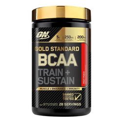 Amino Blend Optimum Nutrition Gold Standard BCAA [260g] - Chrome Supplements and Accessories