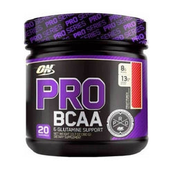Amino Blend Optimum Nutrition Pro BCAA [390g] - Chrome Supplements and Accessories