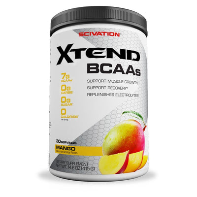 Amino Blend Scivation Xtend [30 Servings] - Chrome Supplements and Accessories
