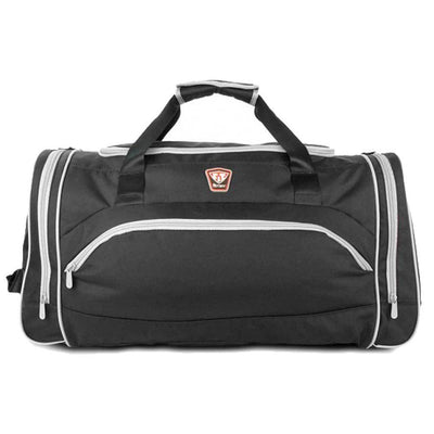 Bag FitMark Power Duffel - Chrome Supplements and Accessories