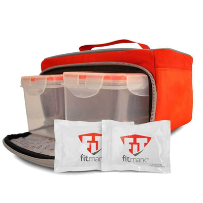 Bag FitMark The Box SM - Chrome Supplements and Accessories