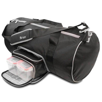 Bag FitMark Transporter Duffel - Chrome Supplements and Accessories