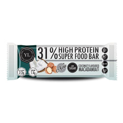 Bar Youthful Living Super Food Bar [48g] - Chrome Supplements and Accessories