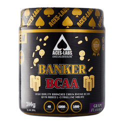BCAA Aces Labs Banker [300g]