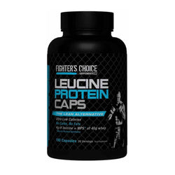 BCAA Supplements SA Leucine [180 Caps] - Chrome Supplements and Accessories