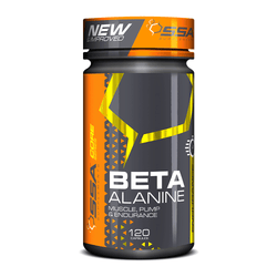 Beta-Alanine SSA Beta Alanine [120 Caps]