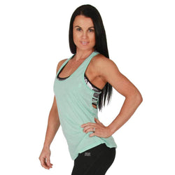BW Athletic Ladies Tank Top [Mint] - Chrome Supplements and Accessories