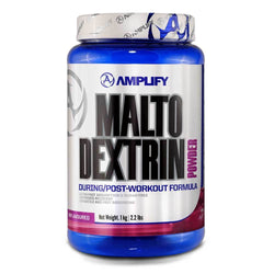 Carbohydrate Amplify Malto Dextrin Powder [1kg] - Chrome Supplements and Accessories