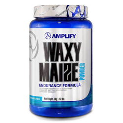 Carbohydrate Amplify Waxy Maize Powder [1kg] - Chrome Supplements and Accessories