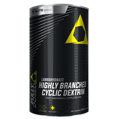 Carbohydrate Fully Dosed Highly Branched Cyclic Dextrin [900g] - Chrome Supplements and Accessories