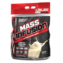 Carnitine Nutrex Mass Infusion [5.4kg] - Chrome Supplements and Accessories
