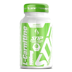 Carnitine SNP L-Carnitine 1000mg [60 Caps] - Chrome Supplements and Accessories