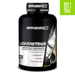 Carnitine Supplements SA L-Carnitine [120 Caps]
