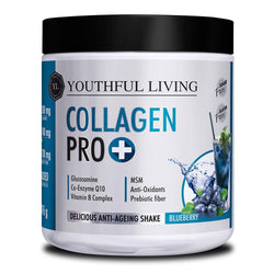 Collagen Protein Youthful Living Collagen Pro Plus [475g] - Chrome Supplements and Accessories