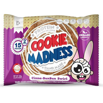 Cookie Madness Nutrition Cookie Madness [100g] - Chrome Supplements and Accessories