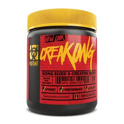 Creatine Blend Mutant Creakong [300g] - Chrome Supplements and Accessories