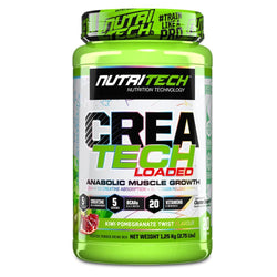 Creatine Blend Nutritech CreaTech Loaded [1.2kg]