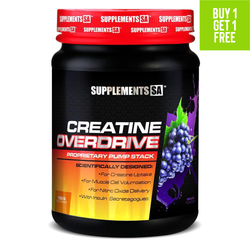 Creatine Blend Supplements SA Creatine Overdrive [750g]