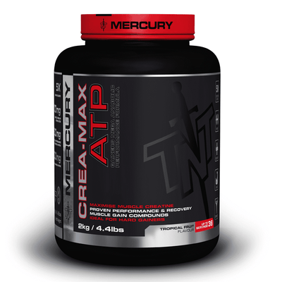 Creatine Blend TNT Crea Max ATP [2kg] - Chrome Supplements and Accessories