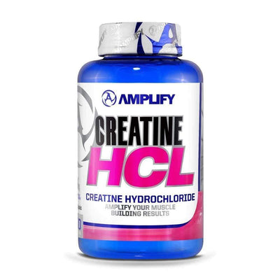 Creatine HCL Amplify Creatine HCL [150 Caps] - Chrome Supplements and Accessories
